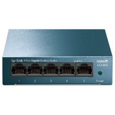 HUB SWITCH 5 PTOS 10/100/1000 TP-LINK LS105G