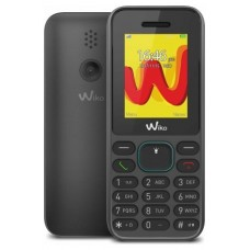 Wiko Lubi5 Telefono Movil 1.8 QVGA BT Negro
