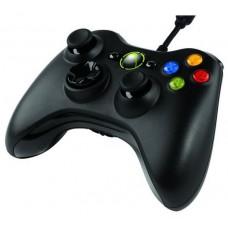Mando Xbox360 Negro (Con cable)