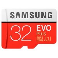 Samsung EVO Plus MB-MC32G 32GB MicroSDHC UHS-I Clase 10 memoria flash