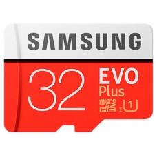 TARJETA DE MEMORIA MICRO SDHC 32GB SAMSUNG EVO+ UHS-I (U1)+