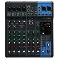 Yamaha MG10XU mezclador DJ 10 canales Negro (Espera 4 dias)