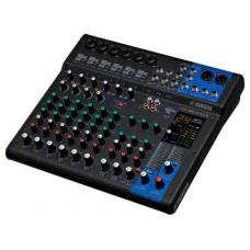 Yamaha MG12XUK mezclador DJ 12 canales 20 - 48000 Hz Negro (Espera 4 dias)