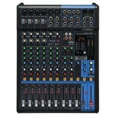 Yamaha MG12XU mezclador DJ 12 canales (Espera 4 dias)
