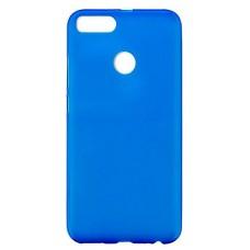 Funda trasera silicona  XIAOMI MI A1 Azul (Espera 4 dias)