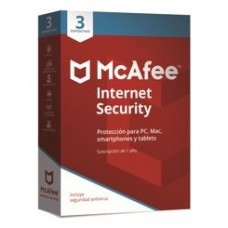 MCAFEE INTERNET SECURITY 2019 MULTIDISPOSITIVO (3