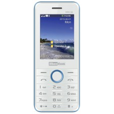 MOVIL SMARTPHONE MAXCOM CLASSIC MM136 BLANCO/AZUL