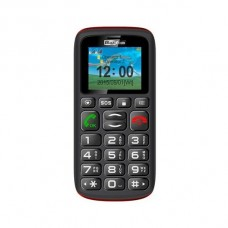 MOVIL SMARTPHONE MAXCOM COMFORT MM428 NEGRO/ROJO