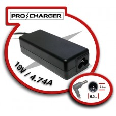 Carg. 19.5V/4.74A 6.5mm x 4.4 mm 90W Pro Charger (Espera 2 dias)