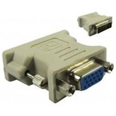 ADAPTADOR DVI-D 24+1 M - VGA 15 H