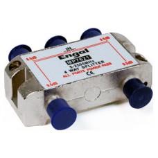 DISTRIBUIDOR STANDARD ENGEL DE 4 VIAS (5-2400Mhz) -