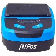 IMPRESORA TICKET AVPOS MP800R TERMICA PORTATIL