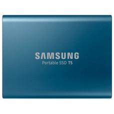 DISCO DURO SSD EXT. SAMSUNG T5 250GB USB 3.1 AZUL