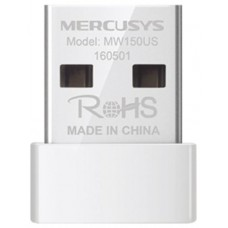 ADAPTADOR RED MERCUSYS MW150US USB2.0 WIFI-N/150MBPS