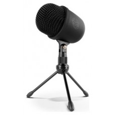 Krom Kimu Pro PC microphone Alámbrico Negro