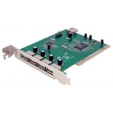 STARTECH TARJETA PCI USB 2.0 7 PUERTOS   4 E·