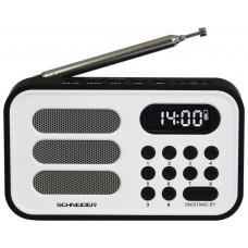 RADIO DIGITAL SCHNEIDER HANDY MINI BLANCO (Espera 4 dias)