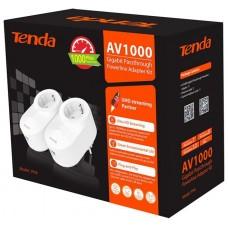 Tenda - KIT PLC PH6 - Powerline AV1000 Gigabit (Espera 3 dias)