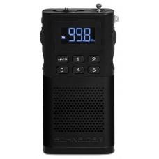 RADIO TURNER SCHNEIDER PICCOLO NEGRO (Espera 4 dias)