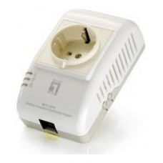 HOMEPLUG LEVEL ONE POWERLINE 200MBPS PASSTHROUGH