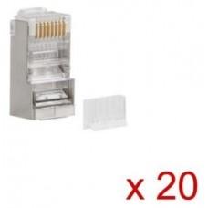CONECTOR LANBERGECTOR PLS-6020