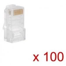 CONECTOR LANBERGECTOR PLU-5000