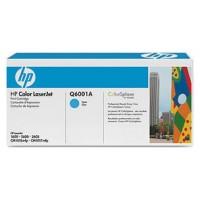 TONER HP Q6001A Nº124A CIAN 2.000PAG