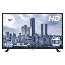 "Radiola LD32100KA TV 32"" HD DLED Smart TV TDT2"