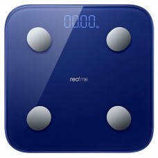 BASCULA REALME SMART SCALE BLUE
