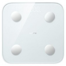 BASCULA REALME SMART SCALE WHITE