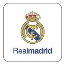 Real Madrid Smart Sticker Escudo