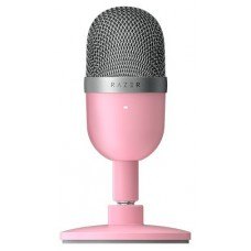 Razer Seiren Mini Rosa Micrófono de superficie para mesa (Espera 4 dias)