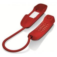 GIGASET TELEFONO FIJO DA210 ROJO GIGASET (Espera 2 dias)