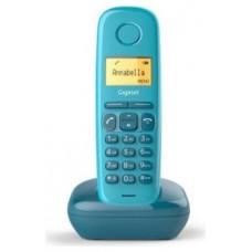 TELEFONO FIJO INALAMBRICO A170 AZUL GIGASET (Espera 2 dias)