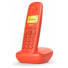 TELEFONO FIJO INALAMBRICO A170 ROJO GIGASET (Espera 2 dias)