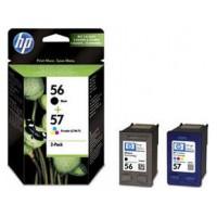 HP 56/57 Inkjet Print Cartridges 2-pack SA342AE