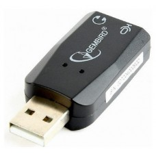 TARJETA DE SONIDO GEMBIRD USB 2.0