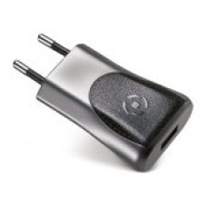 CELLY CARGADOR RED USB 1 A NEGRO (Espera 3 dias)