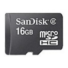 Sandisk 16GB microSDHC 16GB MicroSD memoria flash (Espera 2 dias)
