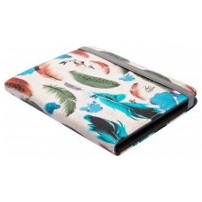 "Funda universal Silverht Ebook 6"" Feathers ** out (Espera 4 dias)"