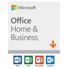 MICROSOFT OFFICE HOME & BUSINESS 1PC 2019 LIC ELEC