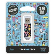 PENDRIVE TECH1TECH-CANDY POP 16GB