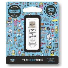 MEMORIA USB TECH ONE TECH WINTER IS COMING 32GB