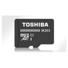 Toshiba M203, 16 GB, microSDXC 16GB MicroSDXC UHS-I Clase 10 memoria flash
