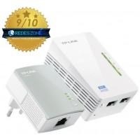 HOMEPLUG WIFI TP-LINK TL-WPA4220KIT 300MB AV600 CON 2
