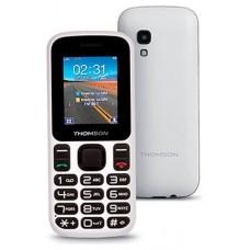 THOMSON T12 Telefono Movil 1.77 BT DualSim Blanco