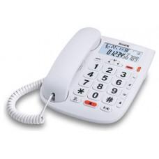 TELEFONO C/CABLE TMAX20 BLANCO ALCATEL (Espera 2 dias)