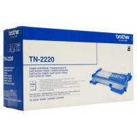TONER BROTHER TN2220 NEGRO 2.600PAG