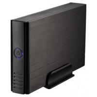 CAJA EXTERNA 3.5 TOOQ IDE-SATA A USB 2.0 NEGRA TOOQ