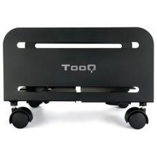 Tooq - Soporte para CPU de suelo con ruedas -